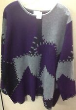Women's Bedford Fair Sweater size 3X