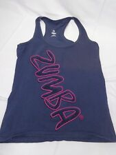 Zumba Ladies large Fitness workout zumba Tank Top
