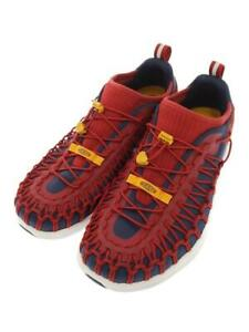 KEEN  29Cm 1023502 Camping Red Size 29cm Fashion sneakers 4415 From Japan