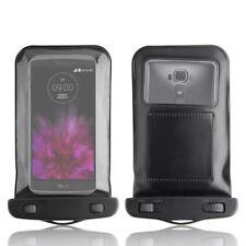 Étuis, housses et coques noir mat pour téléphone mobile et assistant personnel (PDA) LG