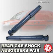 Vauxhall Combo Van 1.3 CDTi Rear Shock Absorbers x 2 Shockers Shocks Heavy Duty