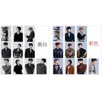 Kpop SF9 NARCISSUS Photocard Sticker Mini Album Photo Stikcy Card 10pcs/set