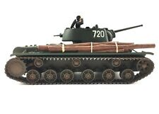 1:32 Diecast Unimax Forces of Valor WWII Soviet Russian KV-1 Heavy Tank