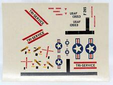 Frog Kits 1/72 North American OV-10A Bronco Decal Sheet FREE SHIPPING!
