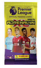 2020/21 PANINI Adrenalyn EPL Soccer Cards - Booster Box (50 packets, 300 cards)
