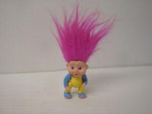 Figurine Antique Doll Magic Troll Doll Russ 6 5/16in 1991 applause