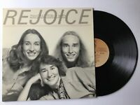 REJOICE 2nd Chapter of Acts 1981 MINT vinyl LP Sparrow SPR-1050+bonus CD