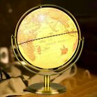 Globes of The World with Stand for Kids 8 Inchs Retro Illuminated Full World