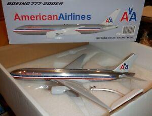 JC Wings 1:200 American Airlines  777-200ER  #N793AN  -   LH2174