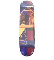 Palace Skateboards x Polo Ralph Lauren RL1 Wood Skate Deck 2018 New, Unused
