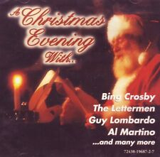Christmas Evening with Guy Lombardo,Lettermen,Crosby,Martino,Les Brown,Basie, CD