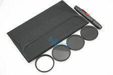62mm IR720+IR850+IR950 IR Infrared + UV filter set (4PCS) +LENS PEN (Free Track)