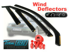 Audi A6 1997 - 2003 ALLROAD / ESTATE Wind deflectors 4.pc  HEKO  10214