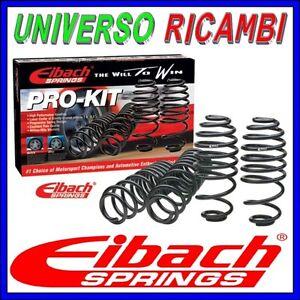 MOLLE EIBACH 10 30 010 01 22 Fiat Grande Punto(199)incl. EVO 1.3 Multijet 10.05>