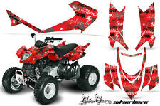 Arctic Cat AMR Racing Graphics Sticker Kits ATV DVX 400/300 Decals DVX400 HAZE R