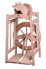 COUNTRY SPINNER - Ashford Extreme Bulky Spinning Wheel 3-speed  Bare timber kit