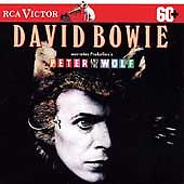 00006000 Prokofiev's Peter and the Wolf by David Bowie/Philadelphia Orchestra/Eugene.