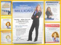 Dani Johnson 6 Courses CD Collection Inc Prospect & Close Your Way To Millions