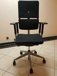 Steelcase Please V2 Bürostuhl schwarz