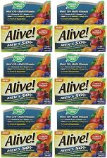 Nature's Way Alive! Mens 50+ OAD - 30 Tablets (Pack of 6)