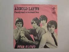 "PINK FLOYD: Arnold Layne- Candy & A Currant Bun-Denmark 7"" 67 Columbia 8156 PSL"