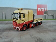 01-2006 - WSI - Mercedes-Benz Actros SLT 4achs Zugmaschine - Spedition Baumann -