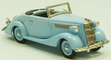 "Opel Super 6 Cabriolet "" Glasses "" Model Car Handmade Whitemetal 1/43 tw311-2"