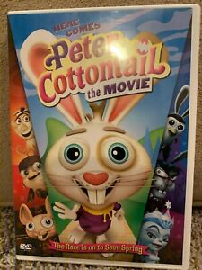 Here Comes Peter Cottontail: The Movie (DVD, 2006)