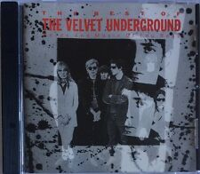 VELVET UNDERGROUND THE BEST OF THE VELVET UNDERGROUND CD VERVE POLYGRAM 1989