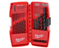 Milwaukee 48-89-2801 21 PC Thunderbolt Black Oxide Drill Bit Set