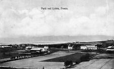 Photo. ca 1914. Logtun, Frosta, Norway.  View