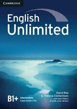 English Unlimited by David Rea (2010, CD)