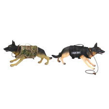 "1/6 Scale Army Special Forces Soldiers Dog with Vest for 12"" Action Figures"