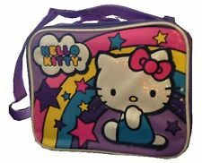 Hello Kitty Lunch Box insulated lunchbag shoulder tote bag