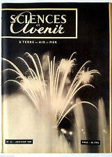 SCIENCES ET AVENIR du 1/1949; Les pierre précieuse/ Stratégie aérienne soviétiqu
