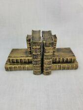 Small Mini Book Set Bookends Copyright Running Press 1998 Set
