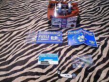 fsg ABU Ambassadeur 2500c Baitcasting Reel Ebisu Japan w/Original box emboss