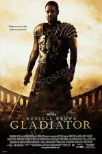 Posters Usa - Gladiator Russell Crowe Movie Poster Glossy Finish - Prm034