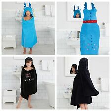 Disney's Hooded Bath Towel Wrap by Jumping Beans Free S&H US Seller