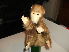 Rarità: Schuco bi-BA-BO 7457 scimmia, 5-DITA-kasperlfigur e/o a mano BAMBOLA!!!