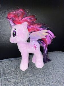 "Ty Twilight Sparkle Plush 7"" - Soft Toy - My Little Pony"