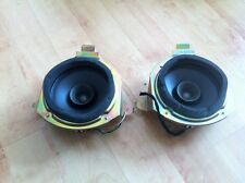 Saab 9-3 900 Ys3D Convertible Rear Speakers L + R Pair Low Miles 55K