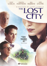 The Lost City DVD 2005 Andy Garcia