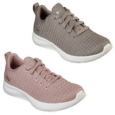 Skechers Bobs Sport Squad 2 - Grand Jubilee Trainers Knit Shoes Womens 32803
