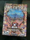 New Final Fantasy Xi Online Game For Windows Computers Pc Dvd-rom