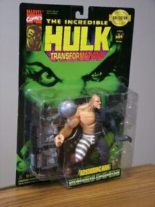 Incredible Hulk: Absorbing Man  1997