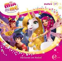 MIA AND ME - (32)ORIGINAL HÖRSPIEL Z.TV-SERIE-VERLOREN IM NEBEL   CD NEU