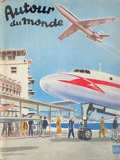 AUTOUR DU MONDE/AUDRIX/BRARD/Collection Surprise/1955