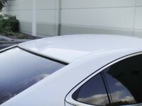 ALL COLOR PAINTED 08-11 BMW 1-series E82 COUPE F STYLE EXTREME ROOF SPOILER