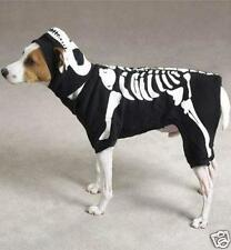 new Dog Halloween Costume GLOW BONES Skeleton  XS xsmall